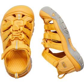 Keen Newport H2 Sandals Kinder beeswax